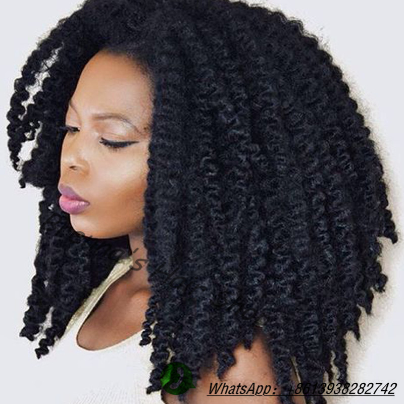 Crochet Braids Hair Cost : ... Havana Mambo Twist Crochet Braiding Hair Marley Braid Kanekalon Afro