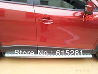 Mazda CX-5 Side step bar running board,Automobile Accessories Decoration,Type A,Free Shipping