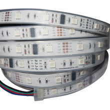 Buy 5m DC12V WS2801 pixel strip,36leds/m 12pcs, 12pixels WS2801 IC 5050 smd rgb led chip;waterproof tube for $45.00 in AliExpress store