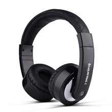 Surround Headphone Head Band Earphone Polar Pattern Mic Gaming Headset Folding Design microphone Music Headphone Extensible