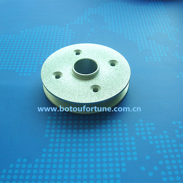 056A2 guide pulley u groove pulley for A type v-belt(China (Mainland))
