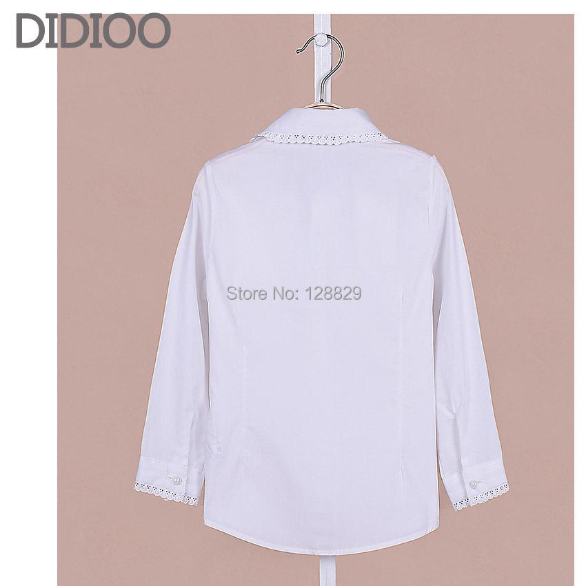 Белая Блузка Для Девочки Купить С Доставкой