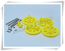 Spare parts for Parrot AR Drone 2.0 & 1.0 Quadcopter Spare Parts Motor Gears & Shafts Yellow