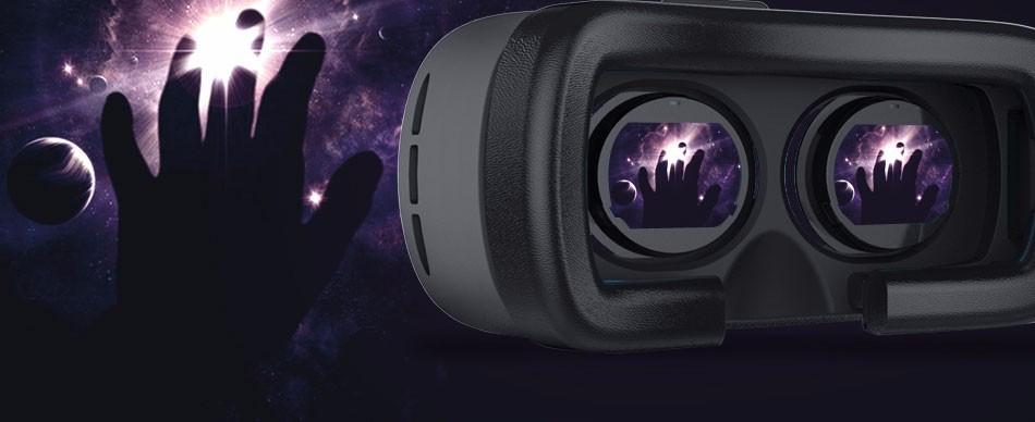 ถูก 2016ขายใหม่VRกล่อง2.0ความจริงเสมือนแว่นตา3D VRกล่องII 2 +บลูทูธควบคุมระยะไกล+ฟิล์มป้องกัน+กล่องของขวัญ