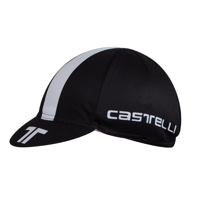Pro Team Castelli Cycling Cap Sunscreen Breathable Anti-sweat Multi-function Bicycle Hat Free Shipping(China (Mainland))