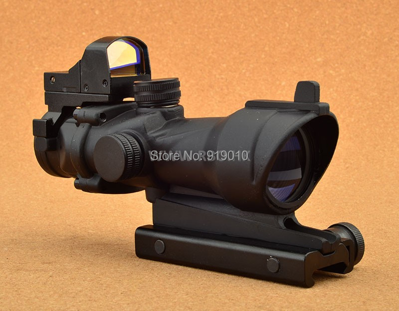 ACOG 4X32 Riflescope&amp; Red Dot Kit<br><br>Aliexpress