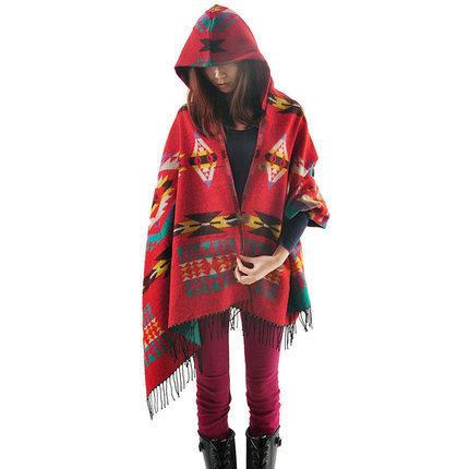 2015 New Hot Sale High Quality Womens Scarfs Fashionable Thermal Wool Warps Warm Bandana Winter Scarf Large Size Poncho Scarves(China (Mainland))