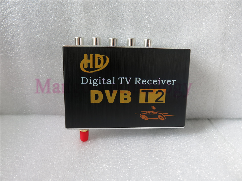 2016 New HD DVB-T2  Digital TV receiver Fully comply with DVB-T2 and H.264, MPEG-4, MPEG-2 Standard with Ru EN FR GE ITA PO SP <br><br>Aliexpress