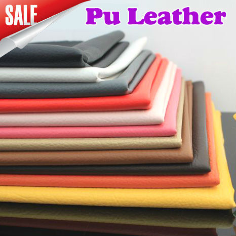 Big lychee PU leather, Faux Leather Fabric, Sewing PU artificial leather. Upholstery leather, Sold BY THE YARD, FREE SHIPPING(China (Mainland))