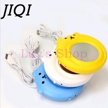 Tea Milk Coffee Cup Plate electric Insulation coaster Heated Mug USB Heat Preservation plate warm-keeping plate free shipping(China (Mainland))
