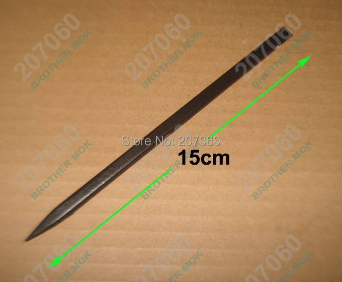 15cm Black Plastic Cuspidal and Flat Head Pry tool Prying Open shell tools for iPhone iPad Tablet PC Repair 500pcs/lot