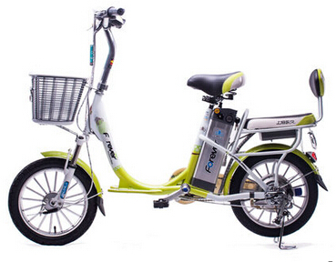 tb06 Lightness electric vehicles 16 inch wheels 48V10AH lithium battery electric bicycle