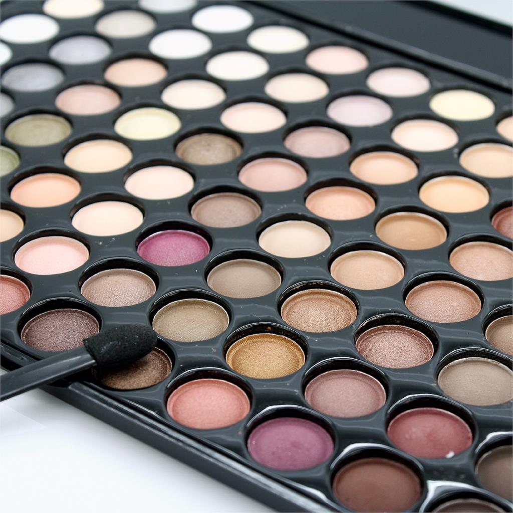 2016 hot sale New Arrival Natural Colors 88 kinds Eye Shadow Makeup Palette Pearlescent Set(China (Mainland))
