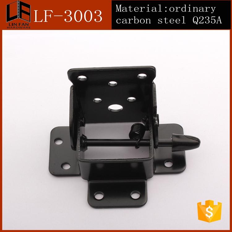 furniture table lift mechanism, folding table leg 90 degree locking hinge(China (Mainland))