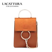 Scrub Women Handbag Circusy Circle Ring Suede Messenger Bags Envelope Patchwork Clutch Bag Rings sac Tassel Satchel Bag(China (Mainland))