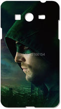 Buy Green Arrow Hard Capa Cover Samsung Galaxy Core G360 G350 A3 A5 A7 A8 A9 E5 E7 J1 J2 J3 J5 J7 Prime 2016 Cell Phone Case for $3.46 in AliExpress store