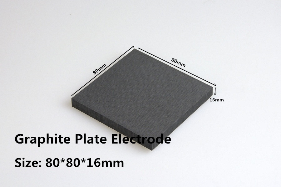Graphite Plate Blank  EGP808016  For Electrodes for EDM &amp; Anode plate  ,    FREE SHIPPING 2pcs<br><br>Aliexpress