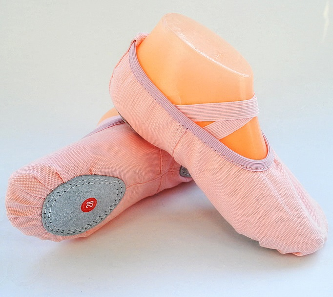 Free shopping 2015 New dance shoes ballet dance shoes children pink practice shoes ballet shoes women(China (Mainland))