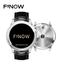Finow X5 Android 4.4 Real SmartWatch 1.4  AMOLED Display 3G WiFi  Bluetooth Smart Watch Clock Phone for iOS Android Phone