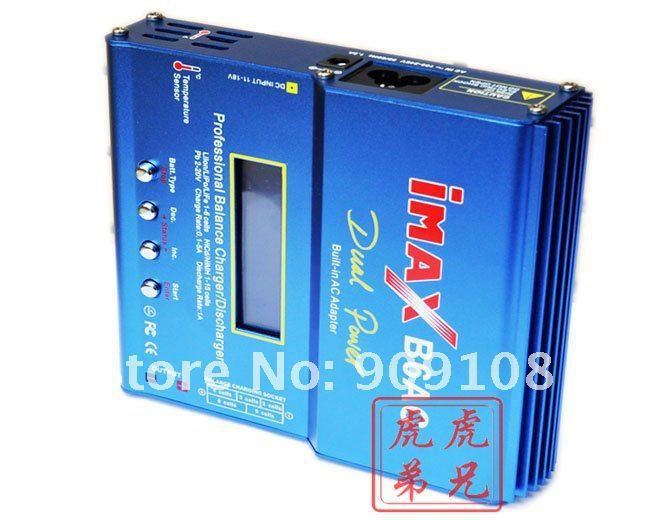 Sky-B6AC-A1 Original Skyrc IMAX B6AC Battery Balance Charger For Lipo NiMH 2S-6S RC Battery B6-AC Charger with leads<br><br>Aliexpress