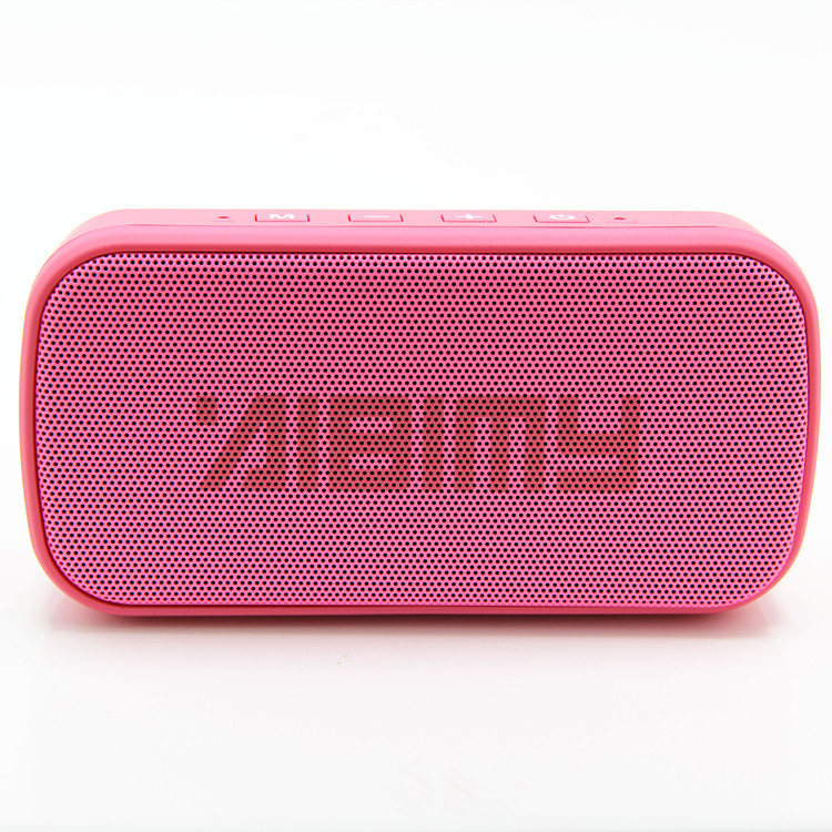 590BT Wireless Bluetooth Speaker TF AUX USB FM Radio with Built-in Mic Hands-free Portable Mp3 Mini Retail Box 2015 New(China (Mainland))