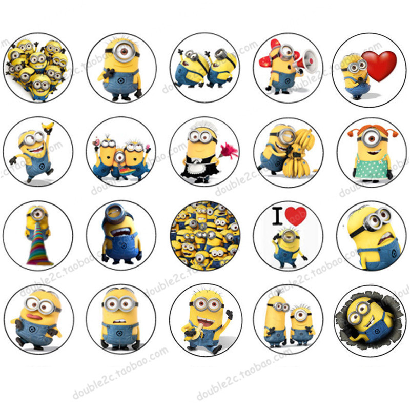 Minions Cake Topper For Sale