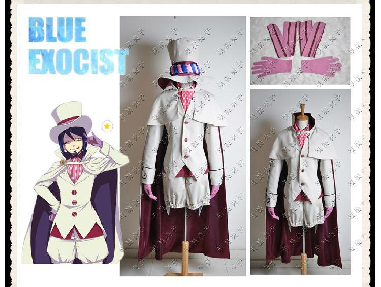 Ao no Blue Exorcist Mephisto Pheles Cosplay CostumesОдежда и ак�е��уары<br><br><br>Aliexpress