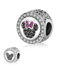 Buy Fit Original Pandora Charms Bead Bracelet 2016 Autumn Really 925 Sterling Silver Charm Minnie Mickey DIY Jewelry Making Berloque for $6.64 in AliExpress store