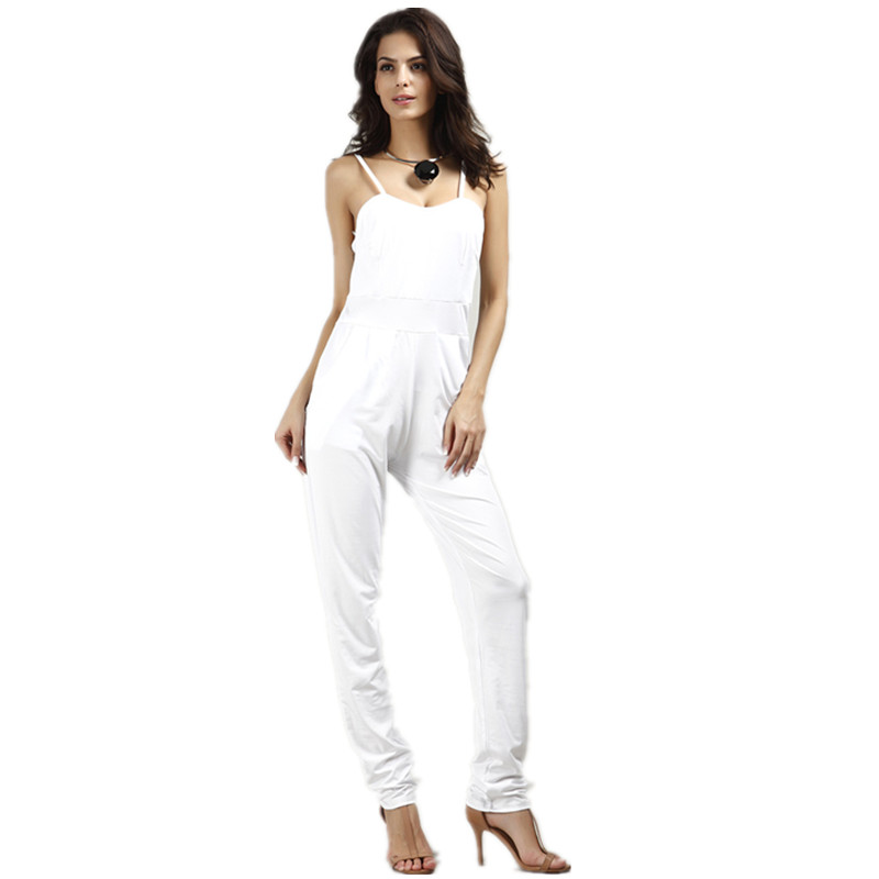 Wonderful Sexy Long Pants Women Casual Fashion Summer Jumpsuit Rompers Playsuit