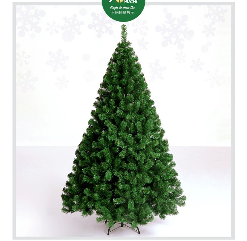 Dark green spruce artificial 180 cm Christmas Tree(China (Mainland))