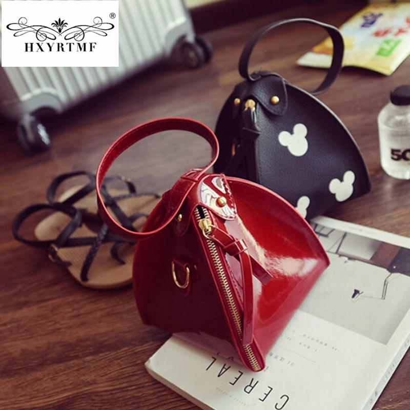 Women Fashion Triangle Handbag All-match Cute Chain Messenger Bags Mini Day Clutch Small Flap Bags Pyramid Shape Female Bolsas(China (Mainland))