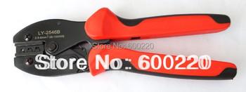 LY-2546B Ratchet crimping tool/plier MC4 crimping tool for MC4 connectors 2.5-6mm2 solar crimp tool hand crimper Wholesale