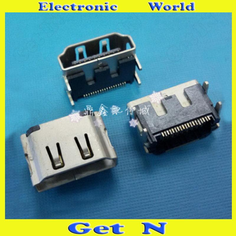 30PCS  Original Molex HD HDMI Socket Connectors HD TV Interface HDMI Jacks<br><br>Aliexpress