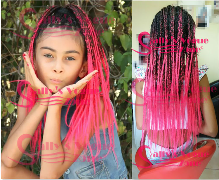 Pin Pink Braid On Tumblr On Pinterest