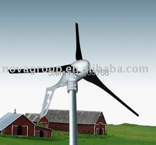 wind turbine 400W, 12V/24V ,discount ship cost+100%good reputation(China (Mainland))