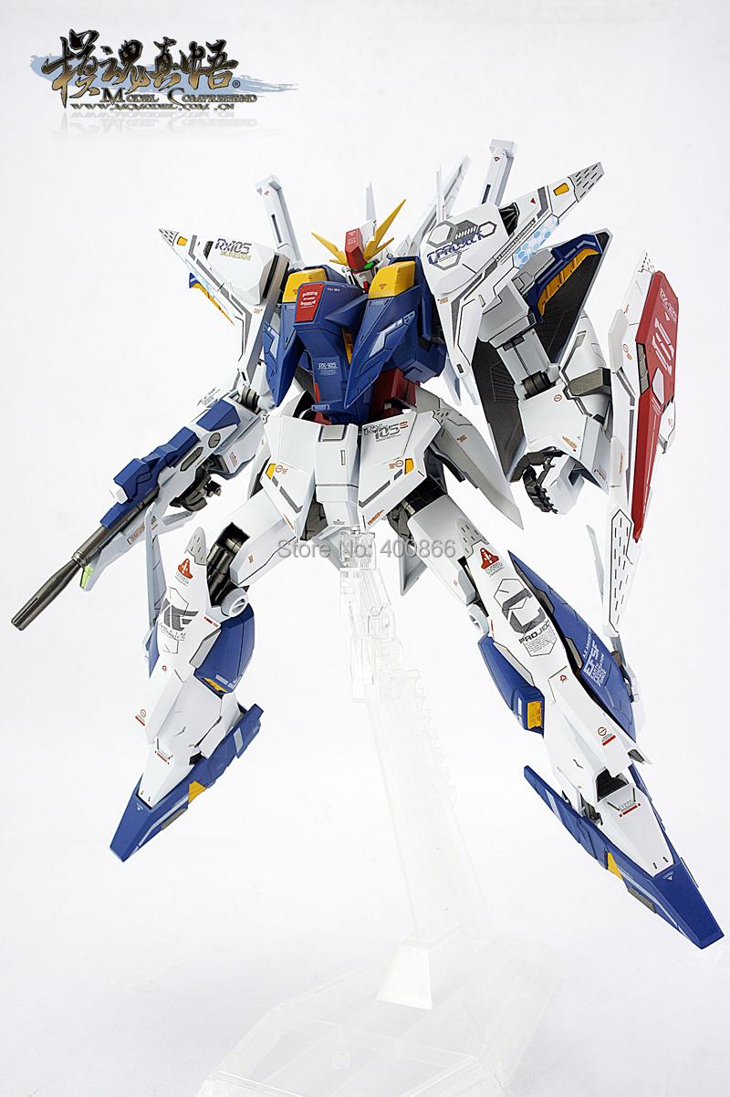 Self assambled plastic model kits toy action figure GUNDAM robot anime gunpla builder MC RX-105 HG 1/144 A.E ANAHEIM ELECTRONICS