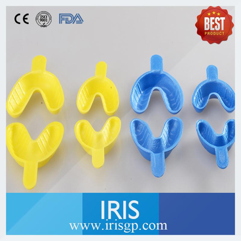 200 Pieces Plastic Dental Oral Hygiene Impression Tray Bite Denture Instrument Dental Foam Fluoride Trays<br><br>Aliexpress