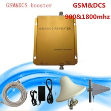 w/ cable+antenna,dual band GSM+DCS,GSM booster,DCS booster,GSM repeater,DCS repeater,900Mhz+1800Mhz 1500 square meters suitable(China (Mainland))