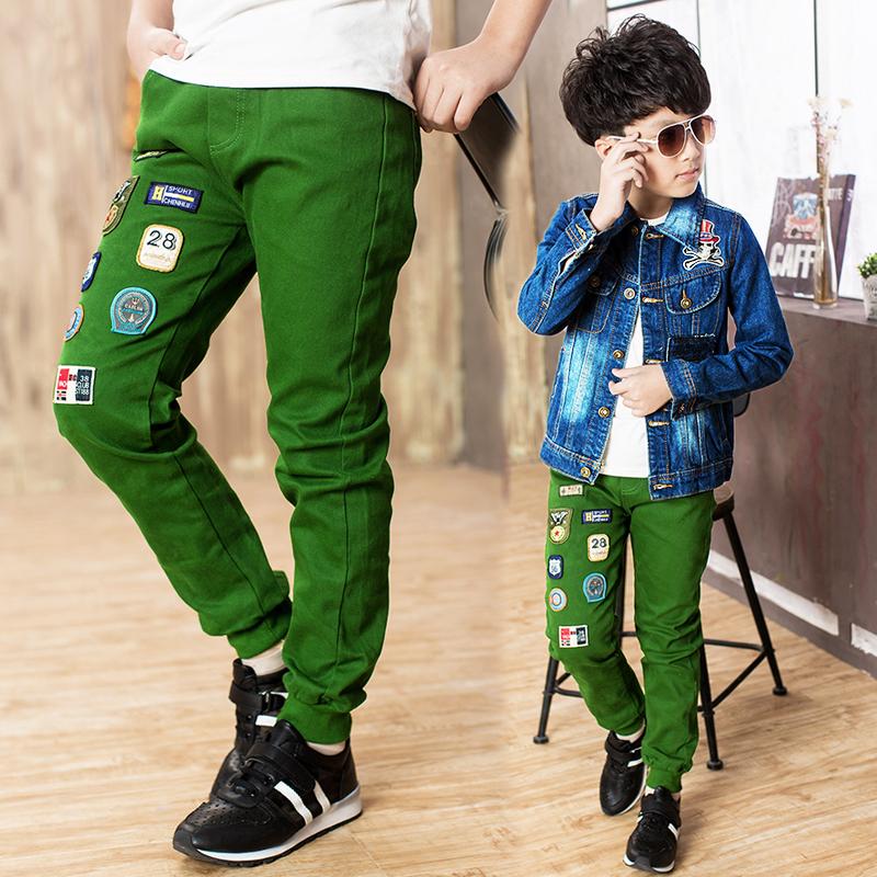 Модные Брюки Для Мальчиков