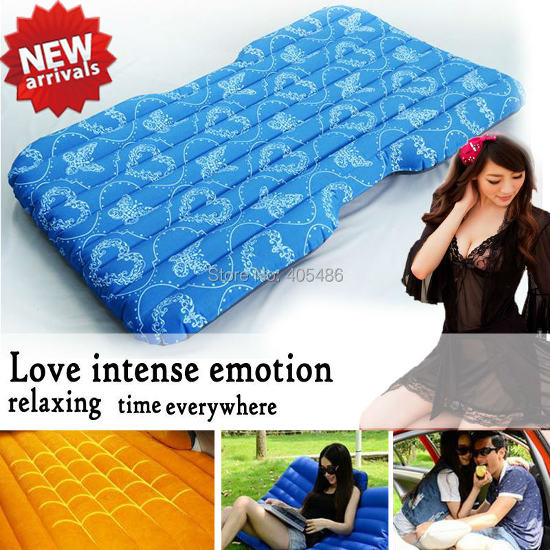 car style Offroad Travel Inflatable car bed wnflatable seat outdoor sofa thicken outdoor mattress car mattress swimming relax <br><br>Aliexpress