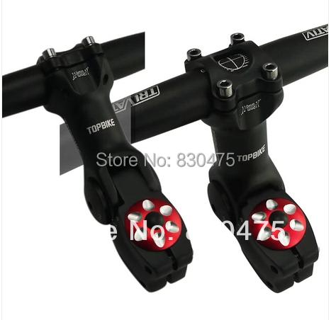 Adjustable mountain bike stem riser fork riser bicycle stem riser 25.4mm 31.8mm