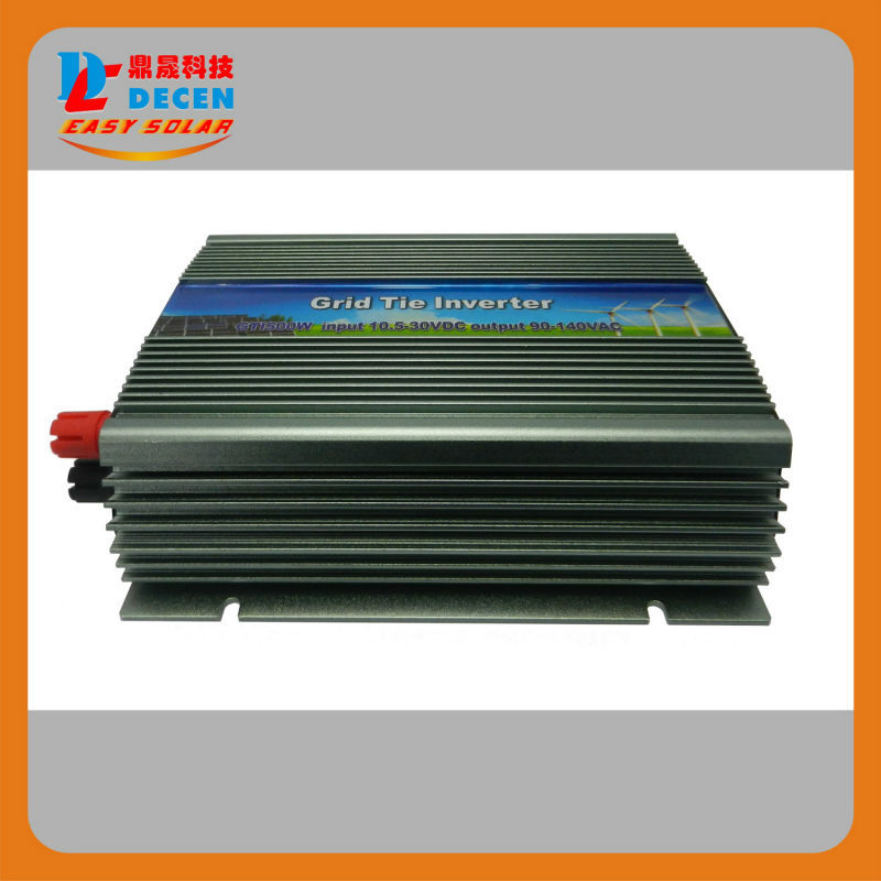 DECEN@ 10.5-30Vdc 600W Solar Grid Tie Inverter Output 190-260Vac,Pure Sine Wave power inverter For Home Solar System(China (Mainland))