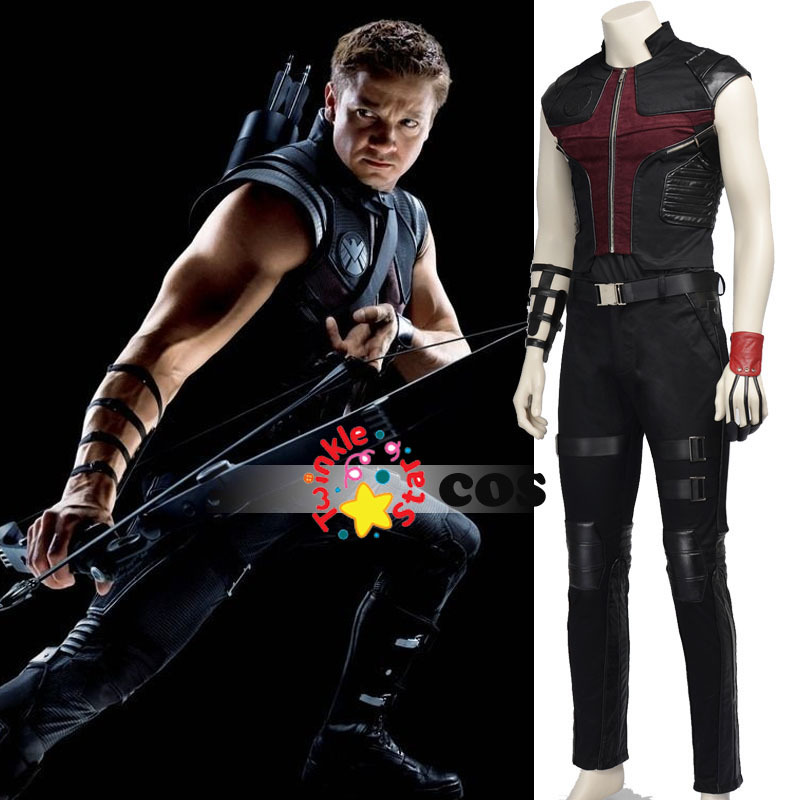 Popular Hawkeye Costume Adult-Buy Cheap Hawkeye Costume Adult lots ...