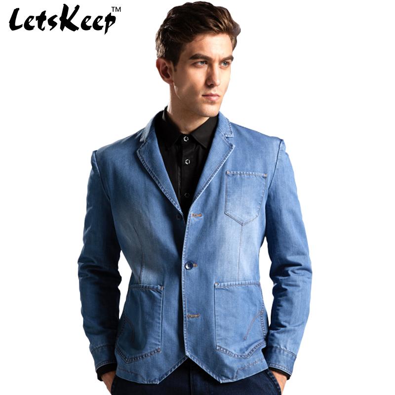 online buy wholesale jeans blazer men from china jeans blazer men wholesalers. Black Bedroom Furniture Sets. Home Design Ideas