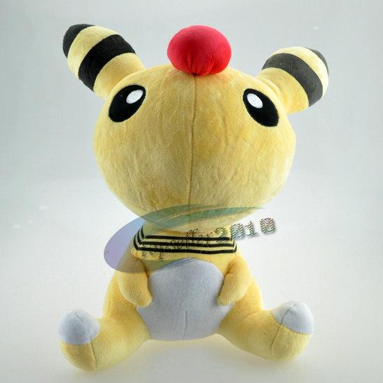 Pokemon 30cm Mega Ampharos Plush Soft Toy Stuffed Animal Doll Dragon Teddy The Best Gift(China (Mainland))