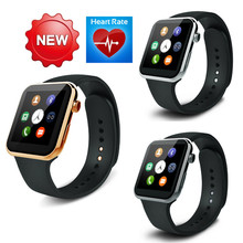A9 Gold Men Watch Smart Watch for Apple iPhone 6 5s 5C 5 Wristwatch for Samsung S4/S3/Note2/Note3 HTC Huawei Android Smartphone