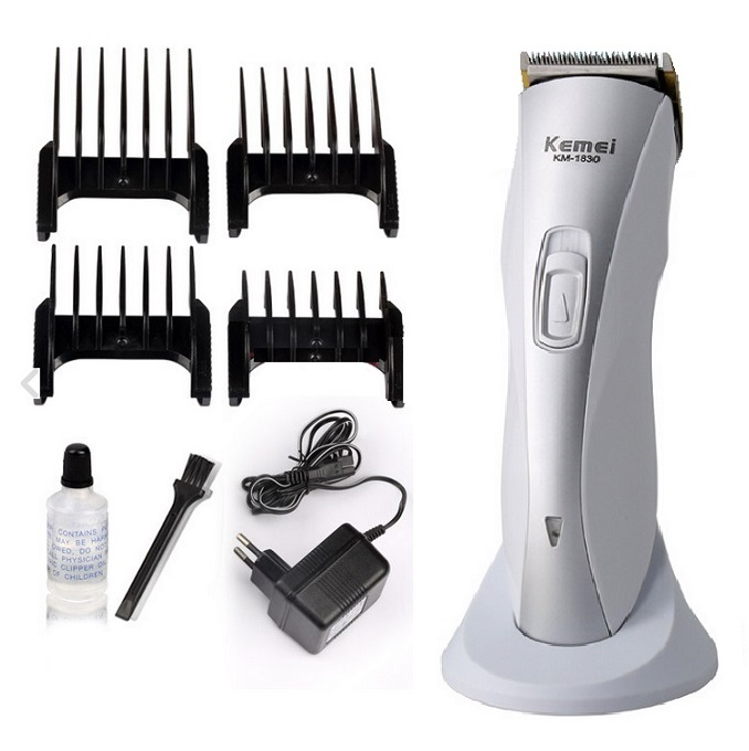 2015 new electric clipper hair trimmer beard professional hairclipper rechargeable cutter hair. Black Bedroom Furniture Sets. Home Design Ideas