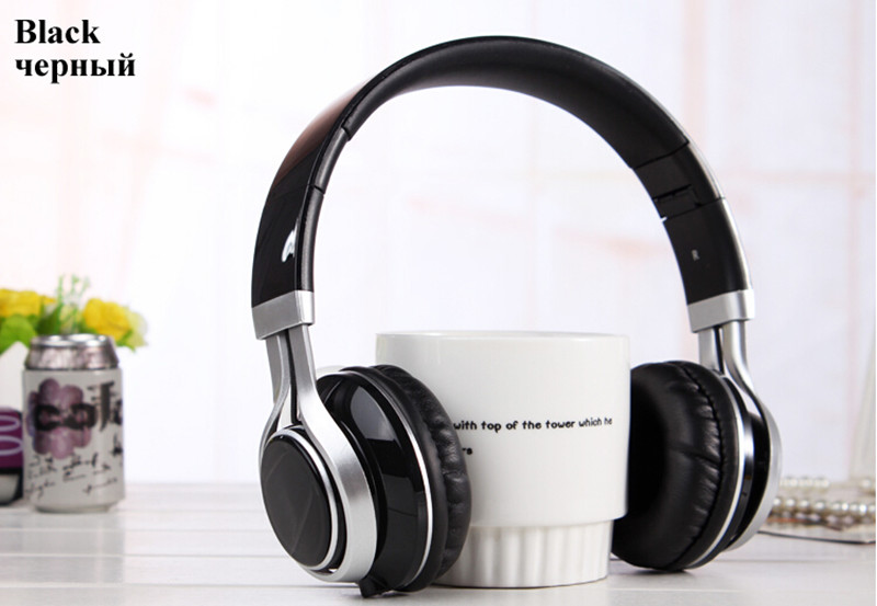 2015 New Headphones Earphones High Quality With Microphone 3 5mm Jack Stereo Bass Headphone Universal Use