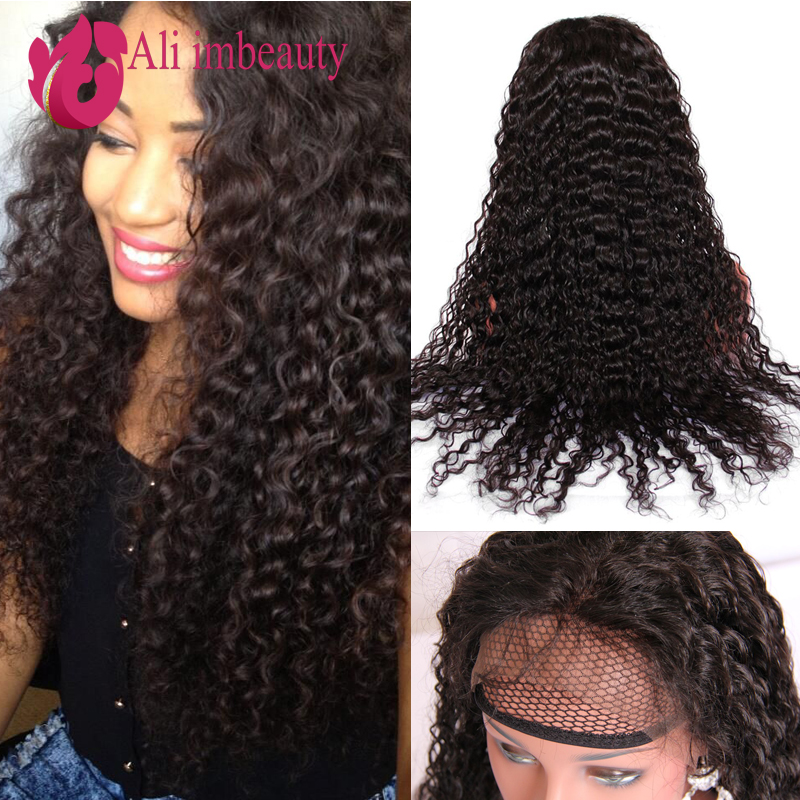 Deep Wave Human Hair Wig 96