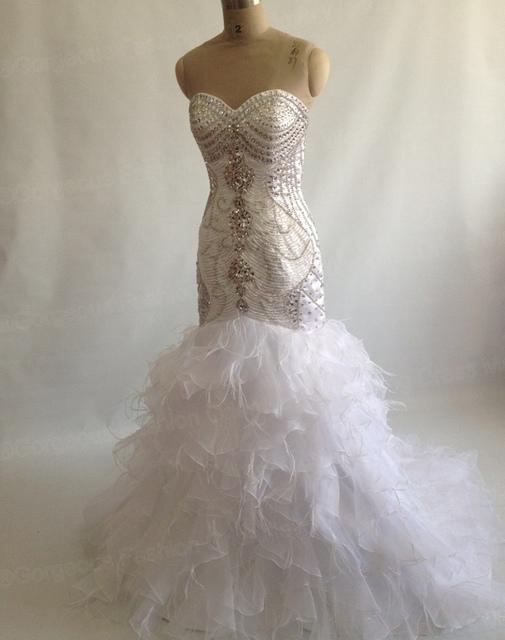 Горячая распродажа бальное платье милая бисероплетение перья из бисера органзы каскадные ...